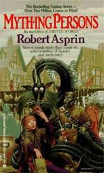 Myth-ing Persons - Robert Asprin