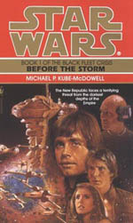 Before the Storm - Michael P. Kube-McDowell
