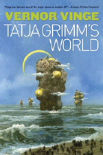 Tatja Grimm's World - Vernor Vinge