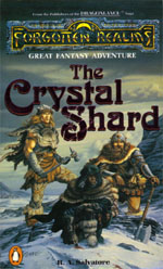 The Crystal Shard - R.A. Salvatore