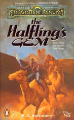 The Halfling's Gem - R.A. Salvatore
