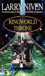 The Ringworld Throne - Larry Niven