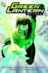 Green Lantern: No Fear - Geoff Johns