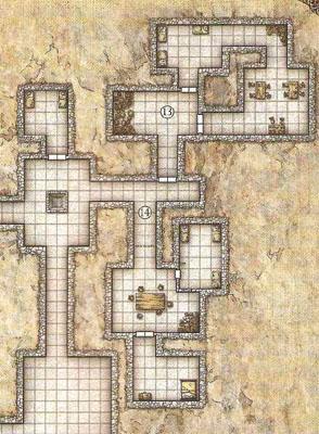 The Alexandrian » Better Dungeon Maps – Part 1: Opening Doors on