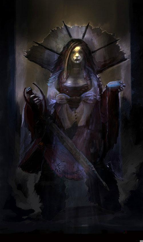 Fantasy Alchemist Art