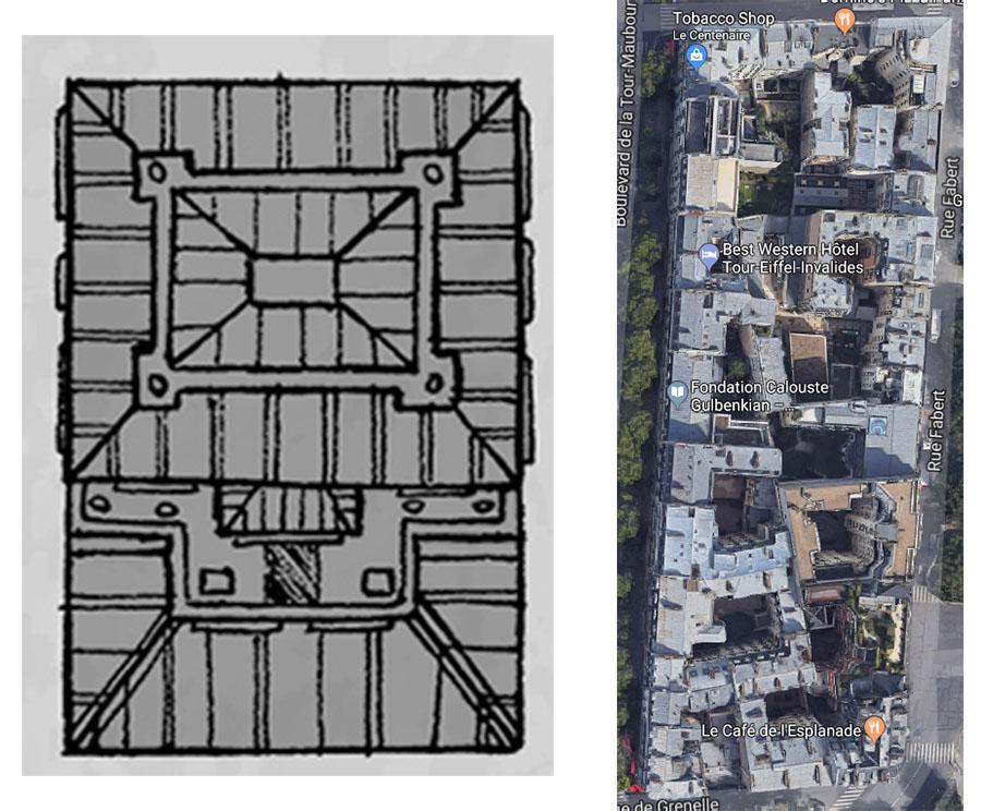 Duskwall Block vs. Paris Block